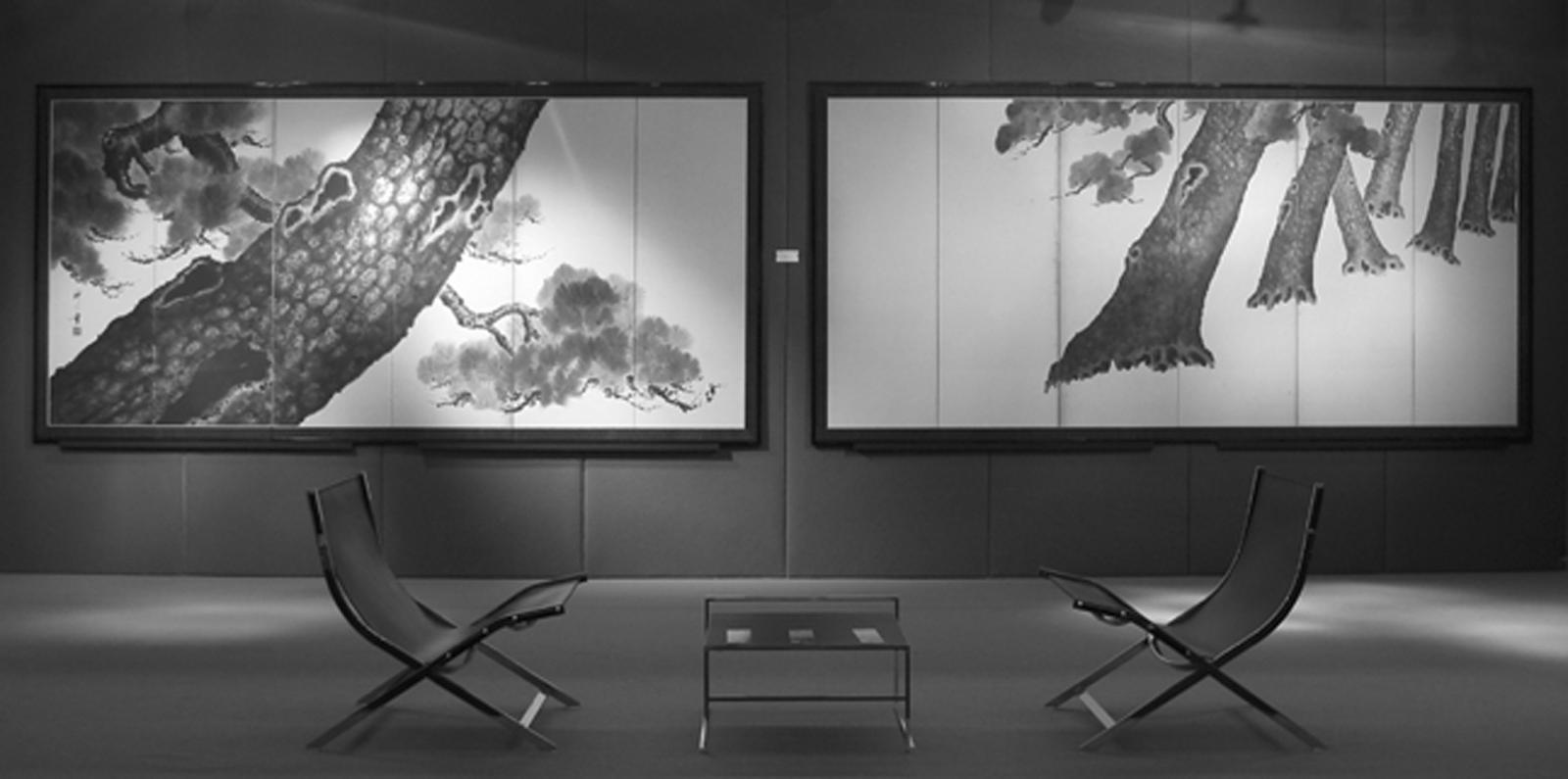 Paraventi Giapponesi - Galleria Nobili